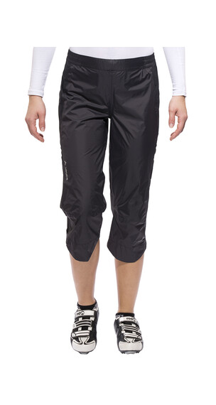 VAUDE Spray II 3/4 Pants Women black